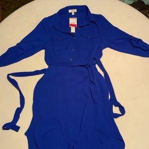 Medium Monteau Shirt Dress with tie